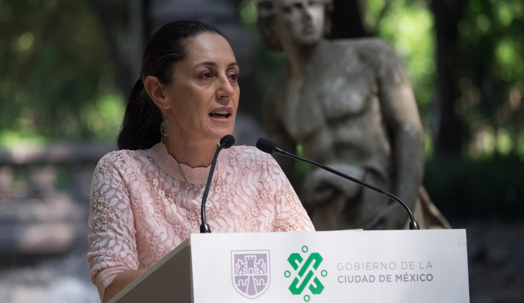 Anuncia Sheinbaum plan de reforestación para la CDMX