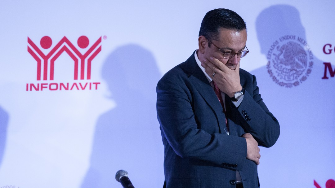Germán Martínez regresa al Senado