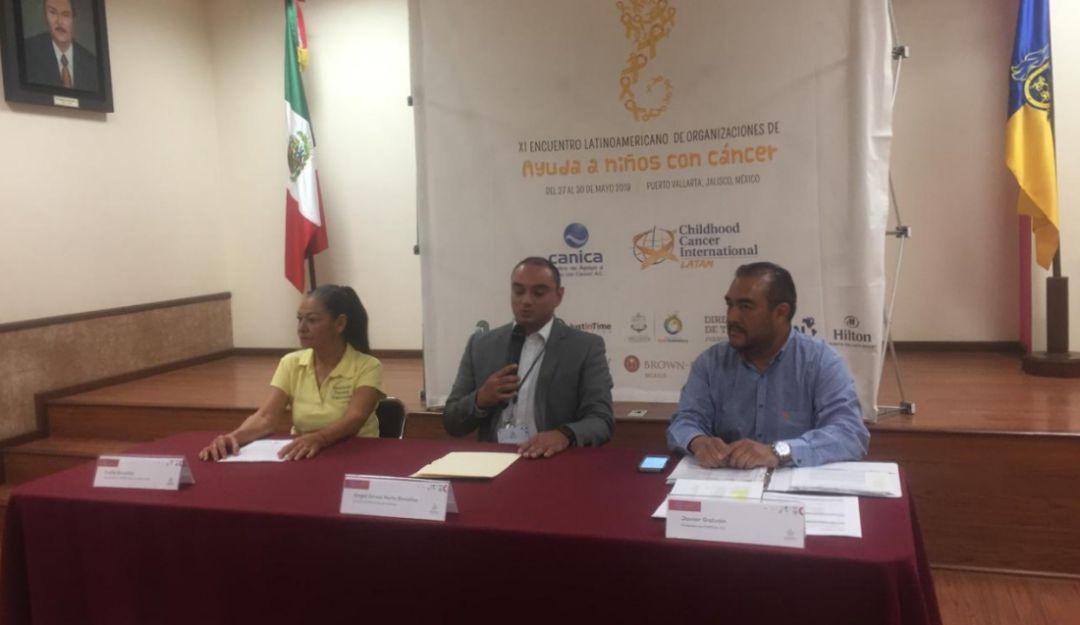 Realizarán encuentro de niños con cáncer en Vallarta