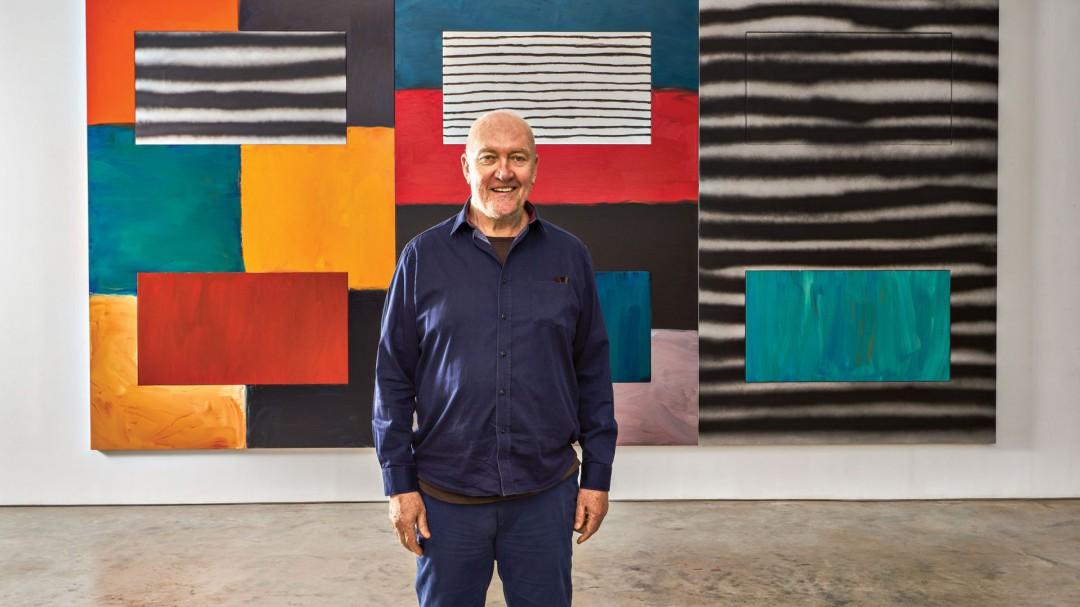 Inauguración Sean Scully: Los años en México