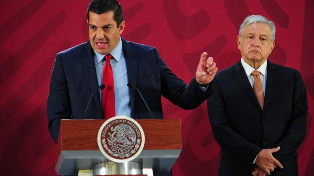 Ricardo Peralta nuevo subsecretario de Gobernación
