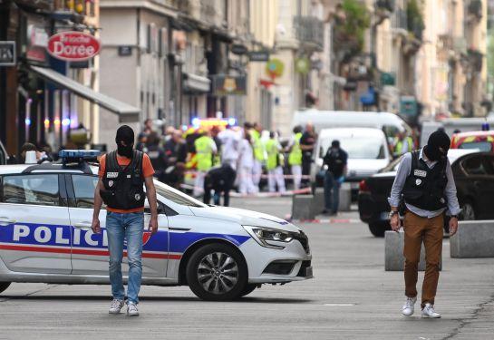 Explosión deja 13 heridos en Francia