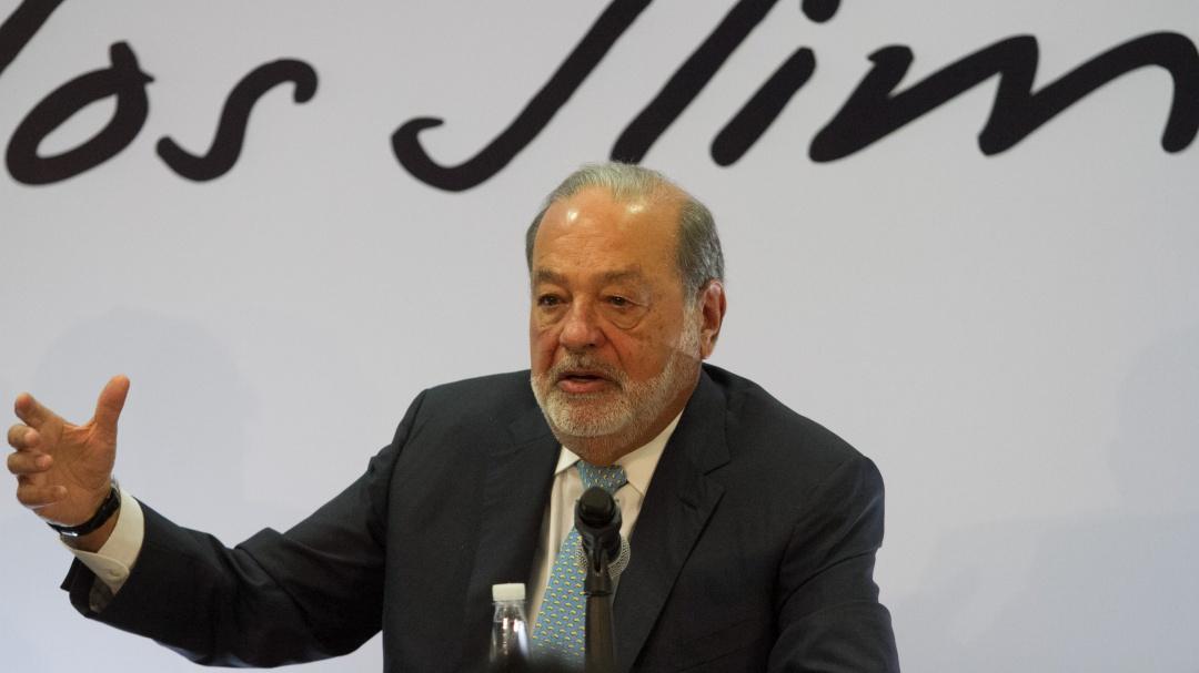 Se pronuncia Carlos Slim por regularizar el ambulantaje y hacerlo lícito