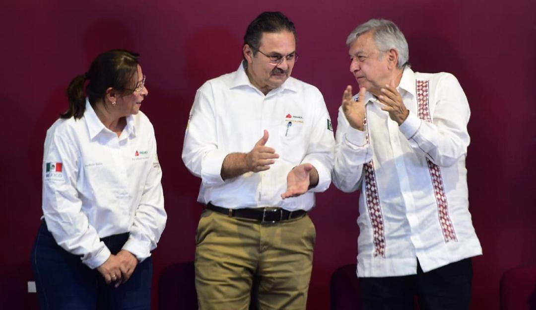 Anuncia AMLO que en breve firmará decreto para condonar impuestos a Pemex