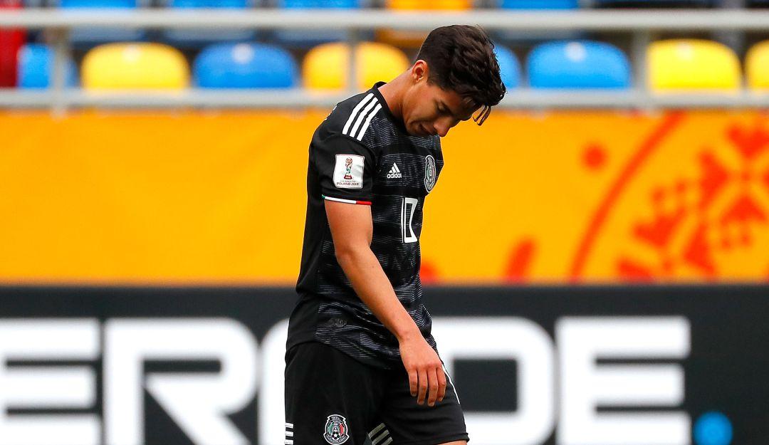 México cayó ante Japón