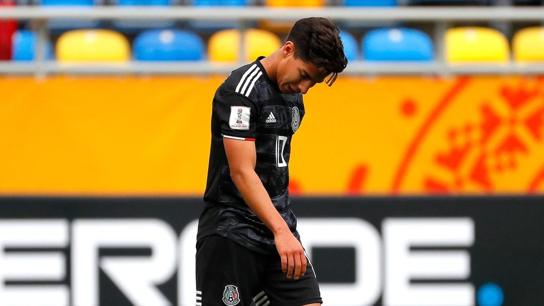 México está casi fuera del Mundial Sub-20