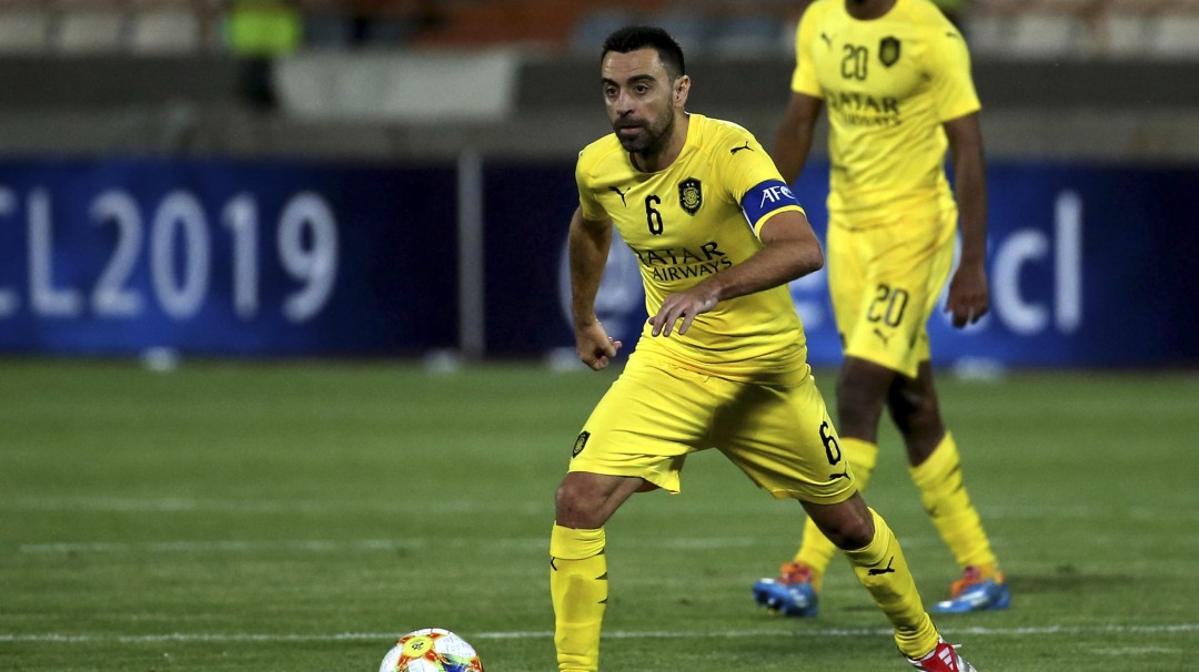 Xavi Hernández será entrenador del Al-Sadd