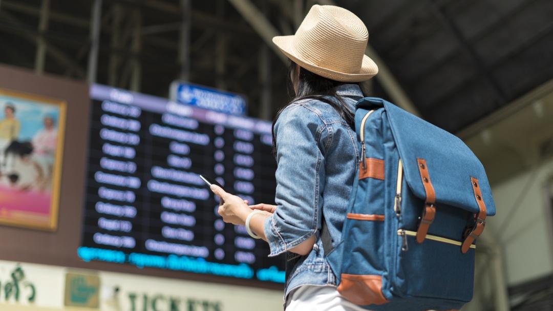Las reglas de imagen pública para viajar en avión