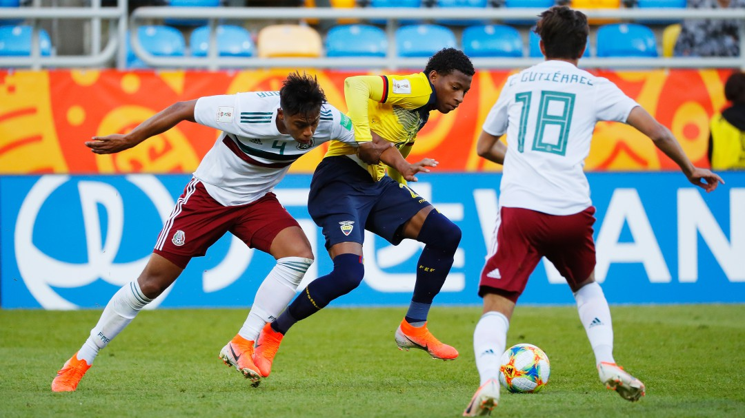 México fracasa en la Copa del Mundo Sub-20