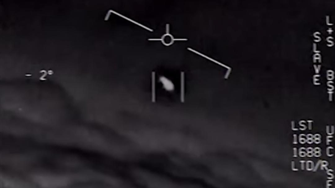 Los extraños objetos captados por pilotos de la Marina de Estados Unidos