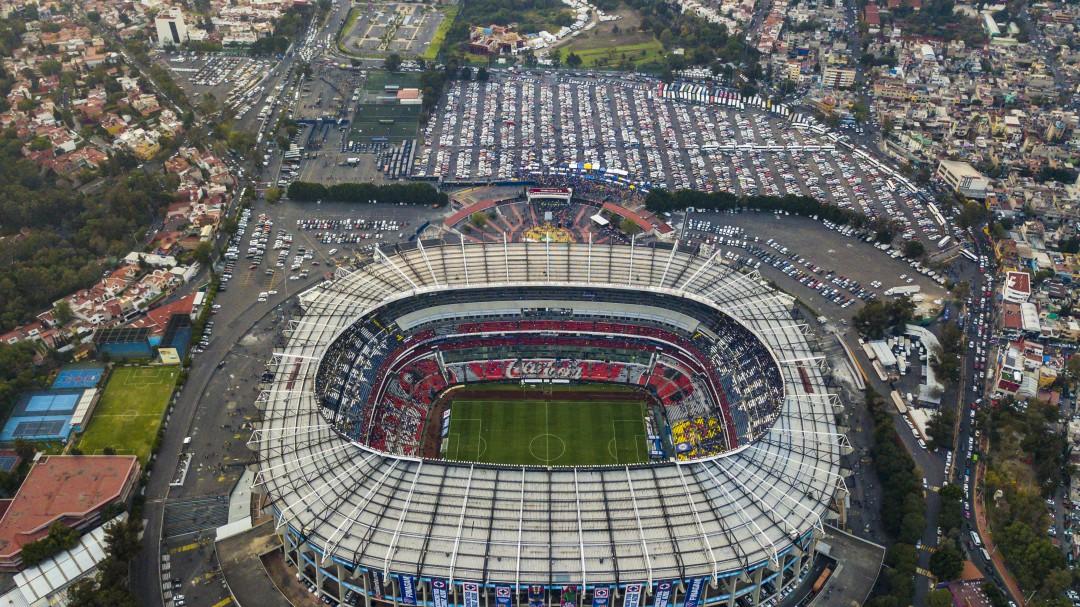 El Estadio Azteca cumple 53 años