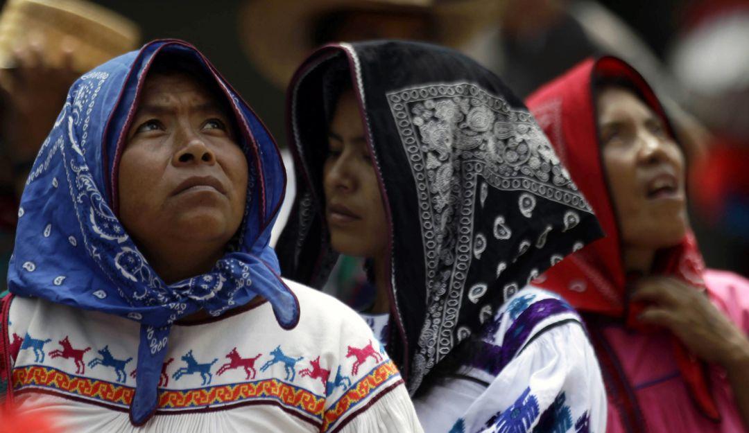 """Conversatorio """"Mujeres indígenas por la vida"""""""
