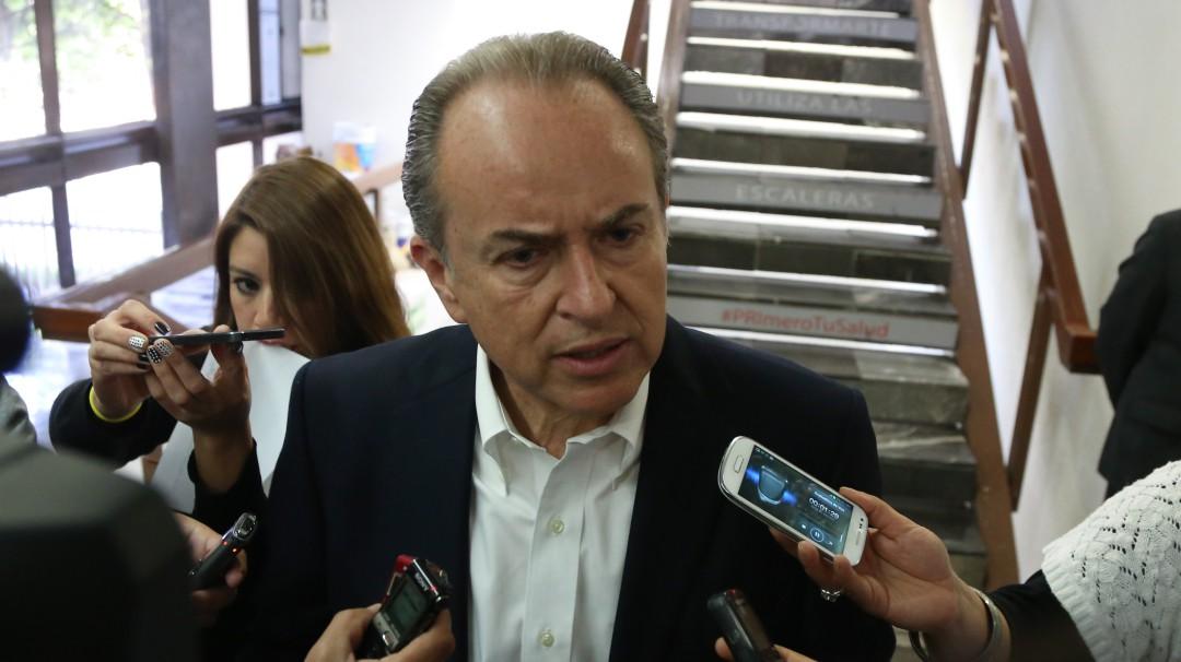Desazolve llevará tres días en Matehuala, SLP: Gobernador