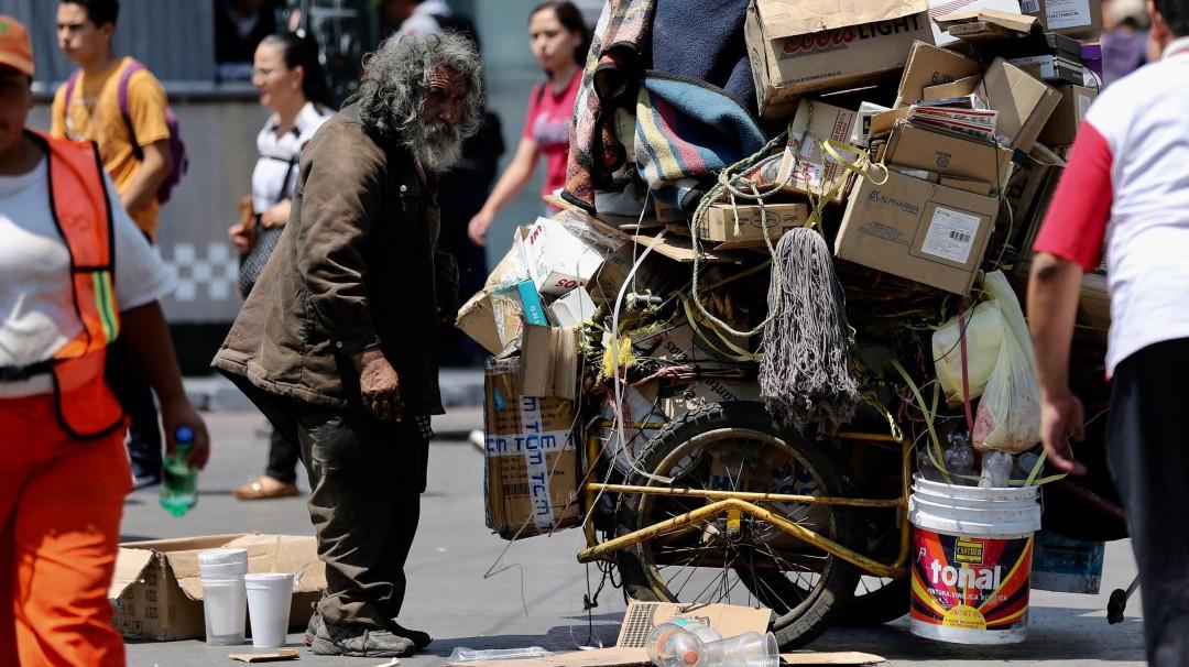 Ismael del Toro rechaza incremento en el número de personas indigentes