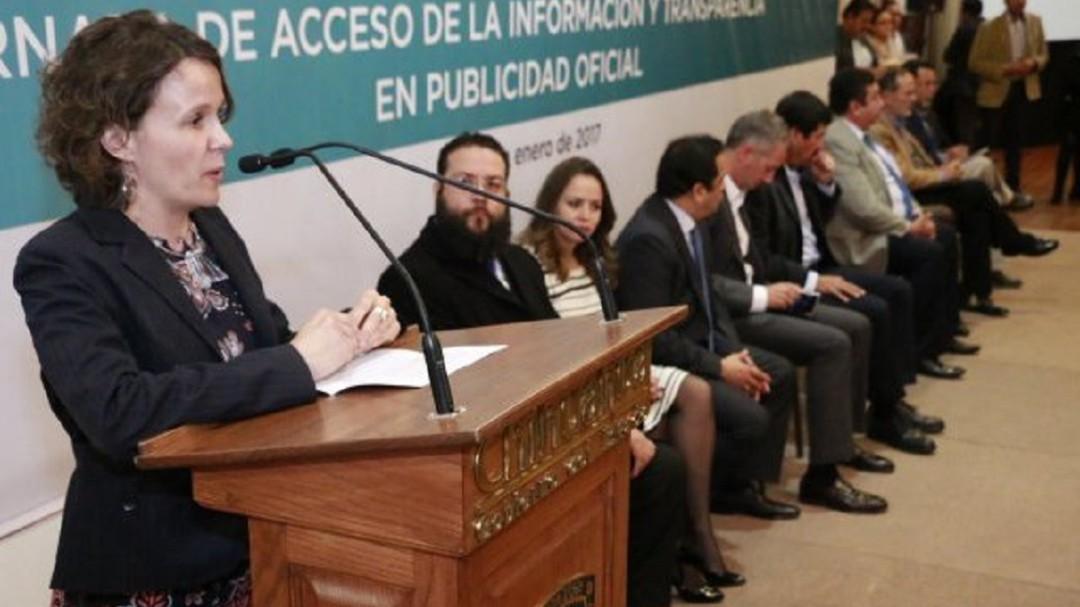 Recursos públicos a medios de comunicación no es práctica ilegal: Fundar