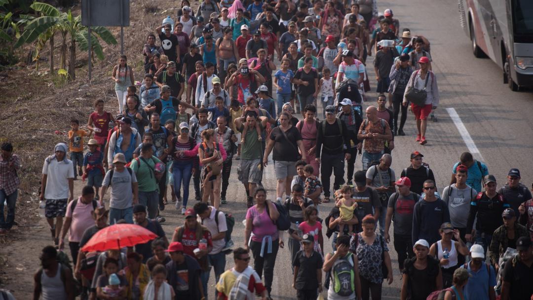 Provocan migrantes cubanos otro incendio, ahora en Ciudad Juárez