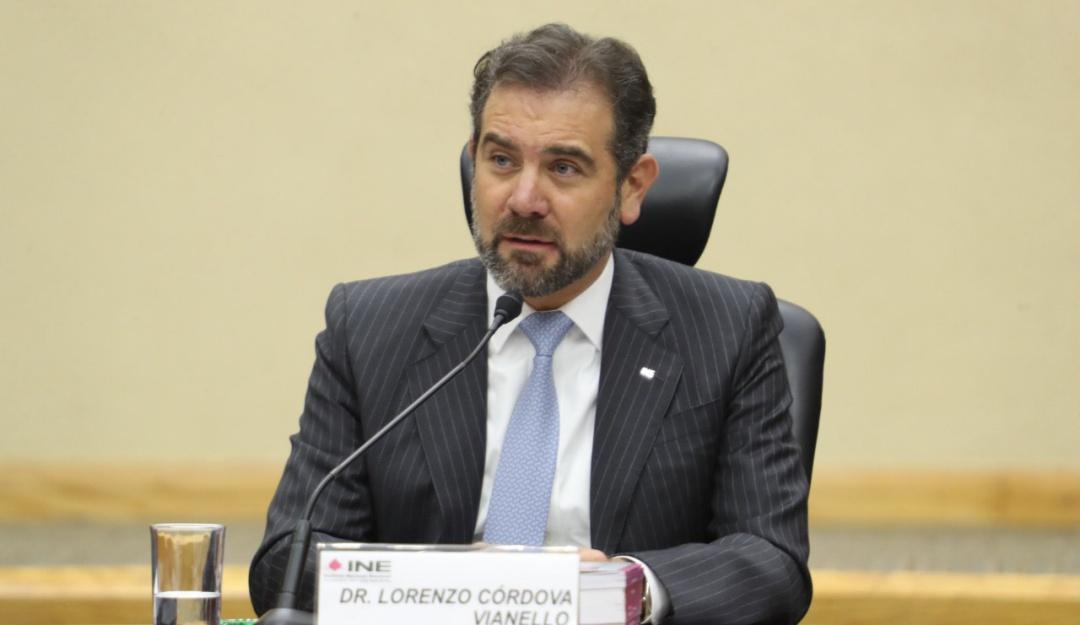 El INE no vislumbra 'focos rojos' en comicios del domingo: Lorenzo Córdova