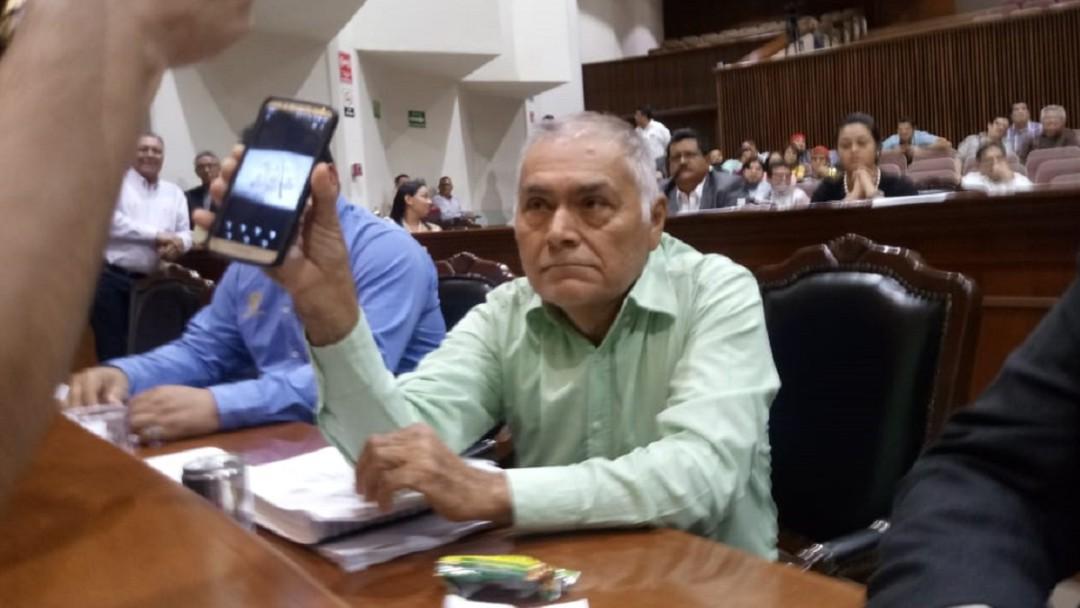Sí, pero no; Diputado de Sonora admite que recibió 300 mil pesos