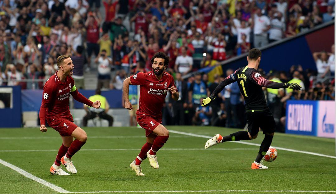 Liverpool es campeón de Europa.