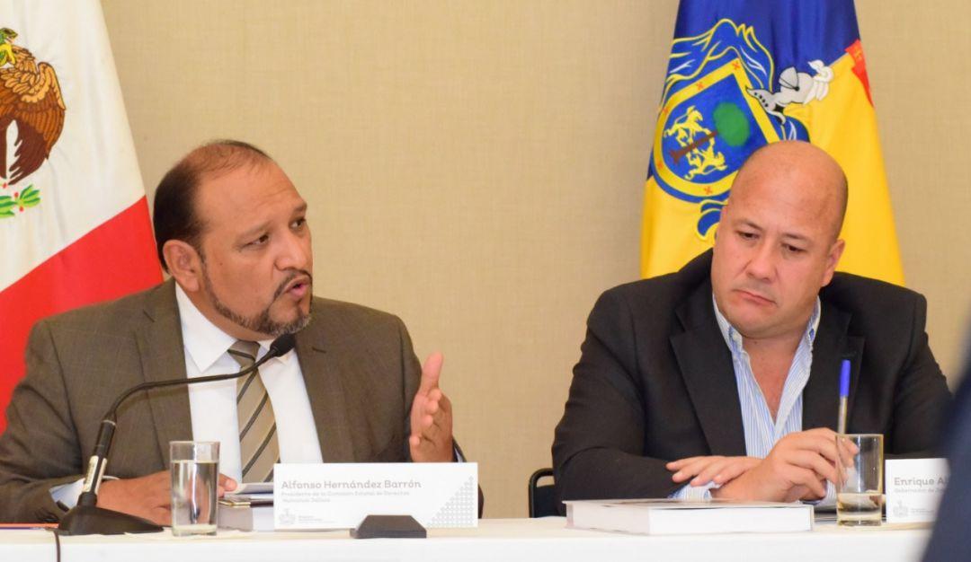 CEDHJ señala deficiencia en las órdenes de protección hacia mujeres