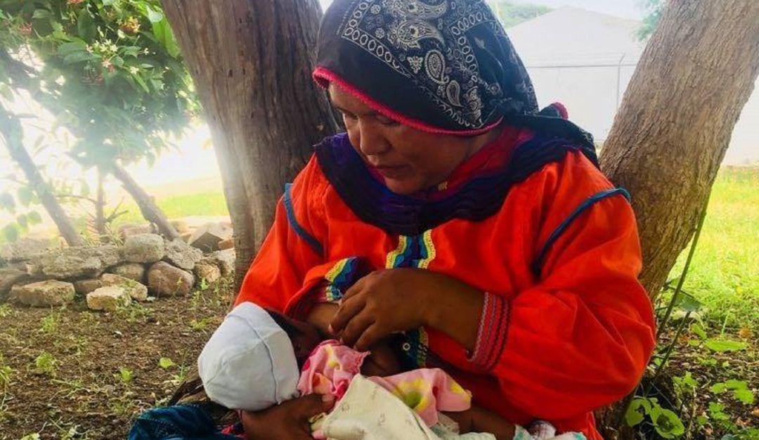 Espíritu de servicio; cruza Sierra de Nayarit en burro para atender parto