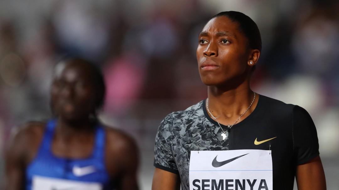 Caster Semenya, la atleta que cruzará la meta sin reglas de testosterona