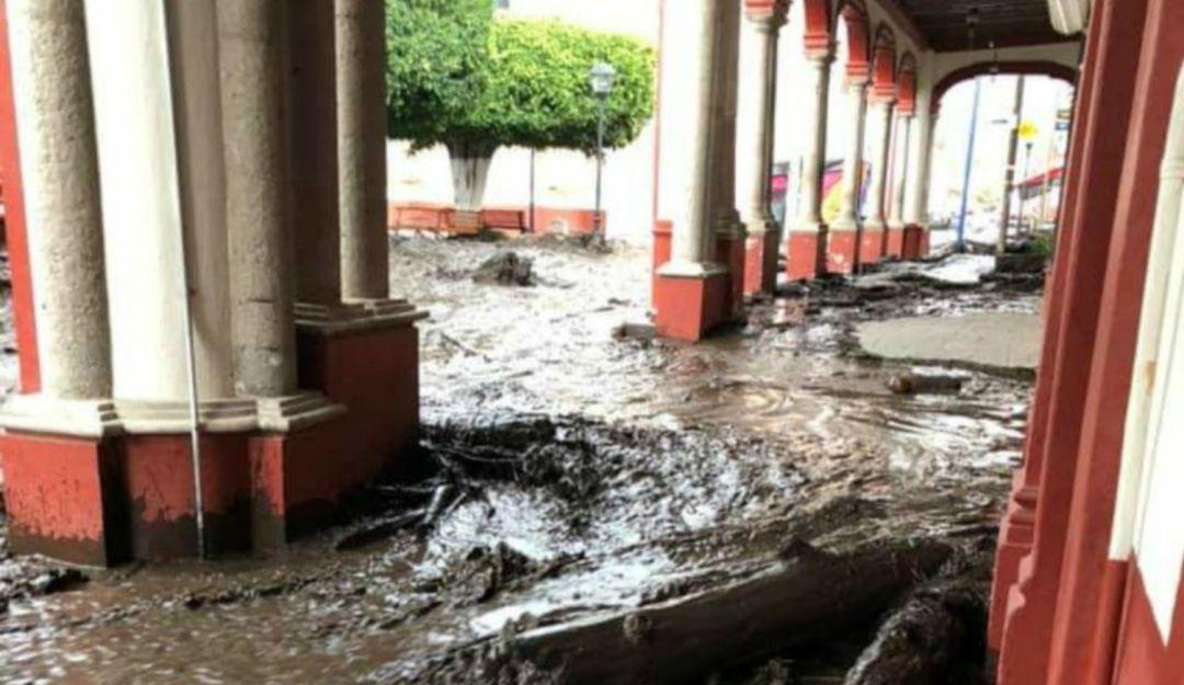 PRELIMINAR | Mil casas fueron afectadas en San Gabriel: PC Jalisco