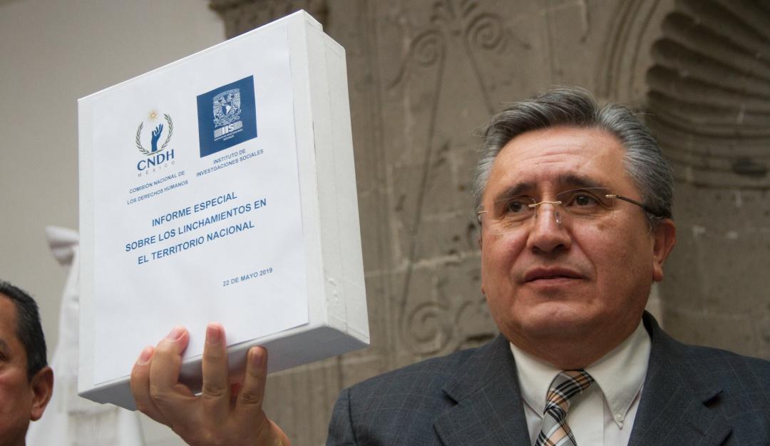 Reprocha Ombudsperson a AMLO desdén por informe de Derechos Humanos
