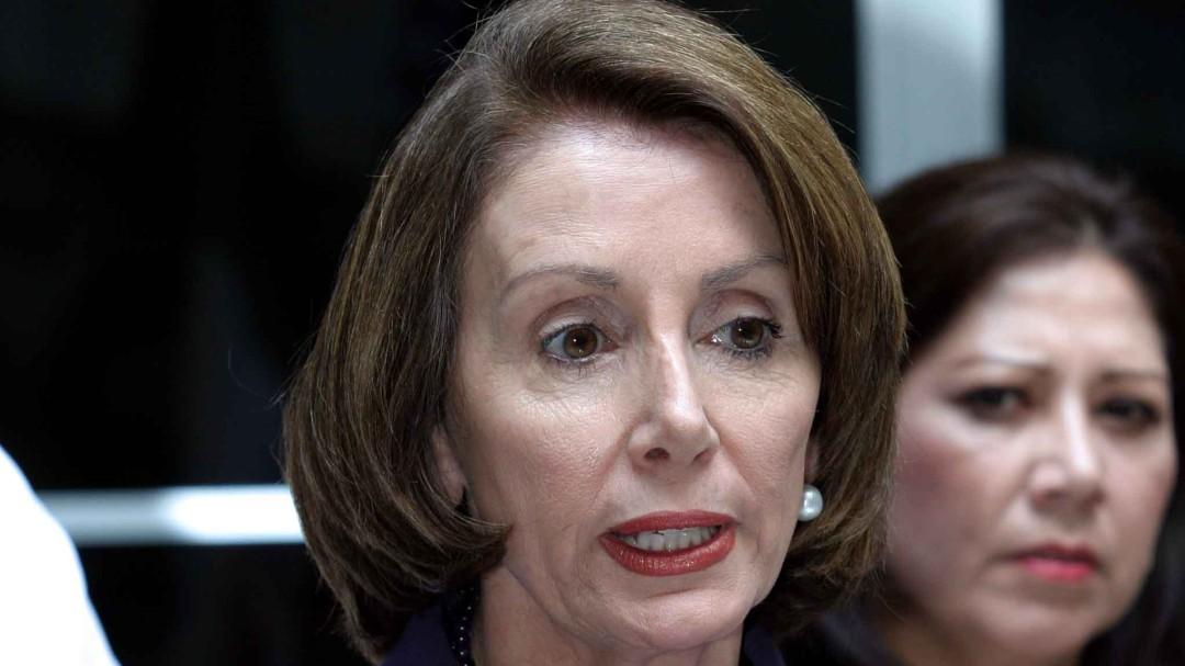 Delegación mexicana se reunirá hoy con Nancy Pelosi