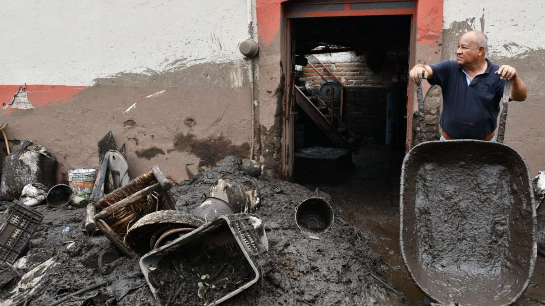 Desastre en San Gabriel suma la cuarta víctima