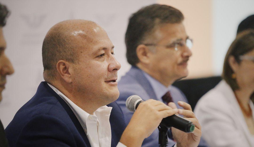 Alfaro espera aprueben iniciativa de nombramiento de magistrados