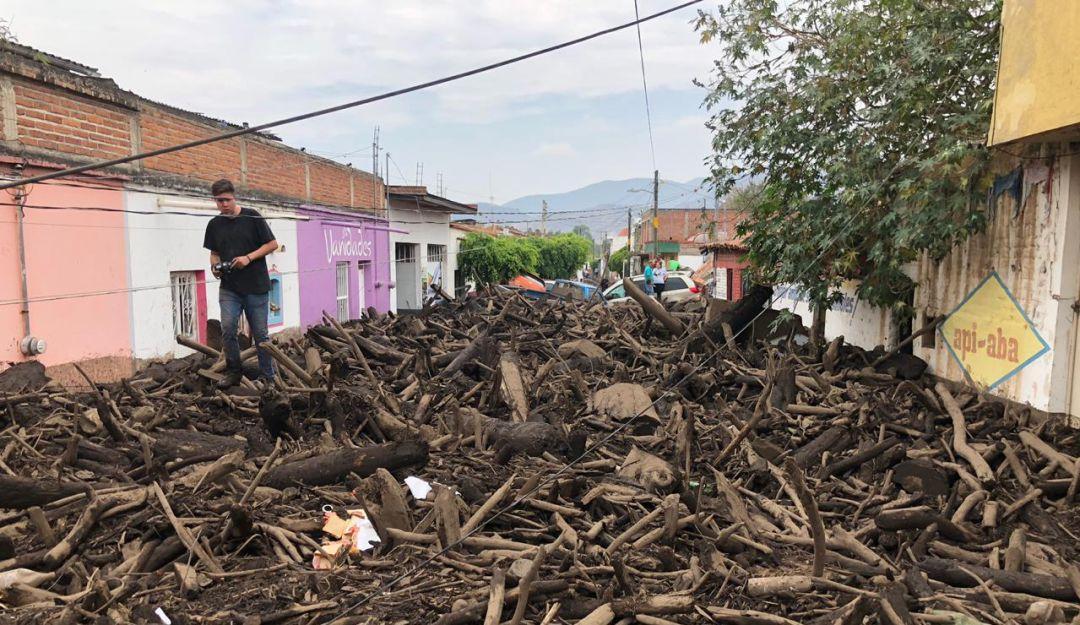 San Gabriel sigue sin servicio de agua potable al 100%