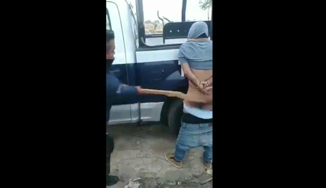 Comisaría investiga a policías de Tlajomulco que golpearon a un detenido
