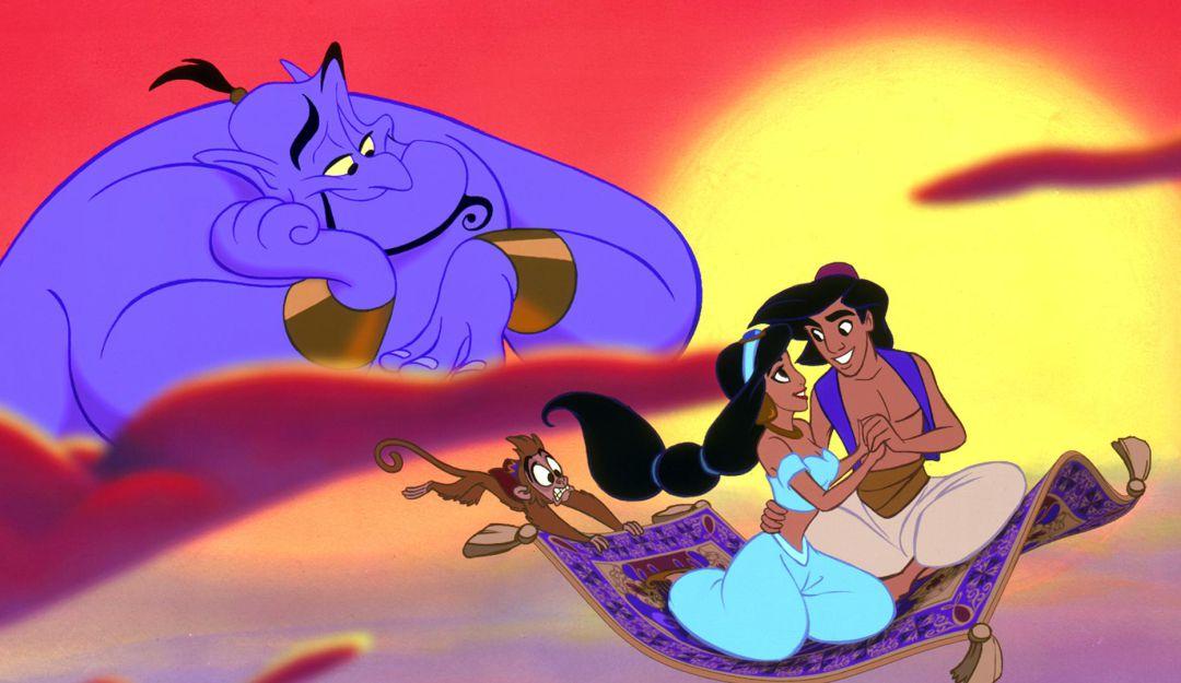 """Proyección: """"Aladdin"""""""