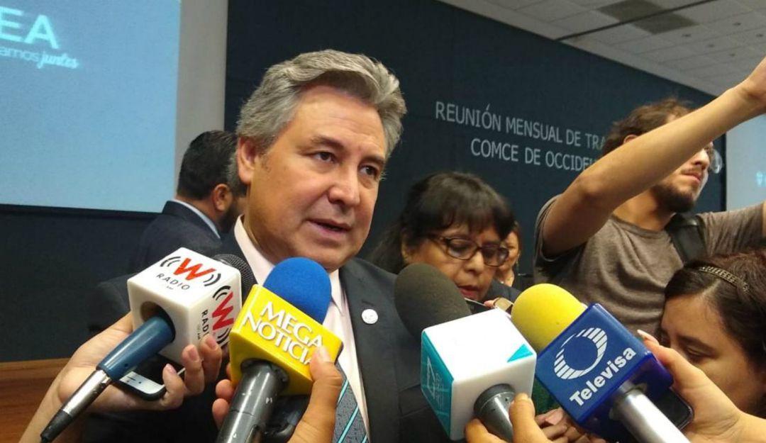 """Imposición de aranceles para México sería """"fatal"""": COMCE"""