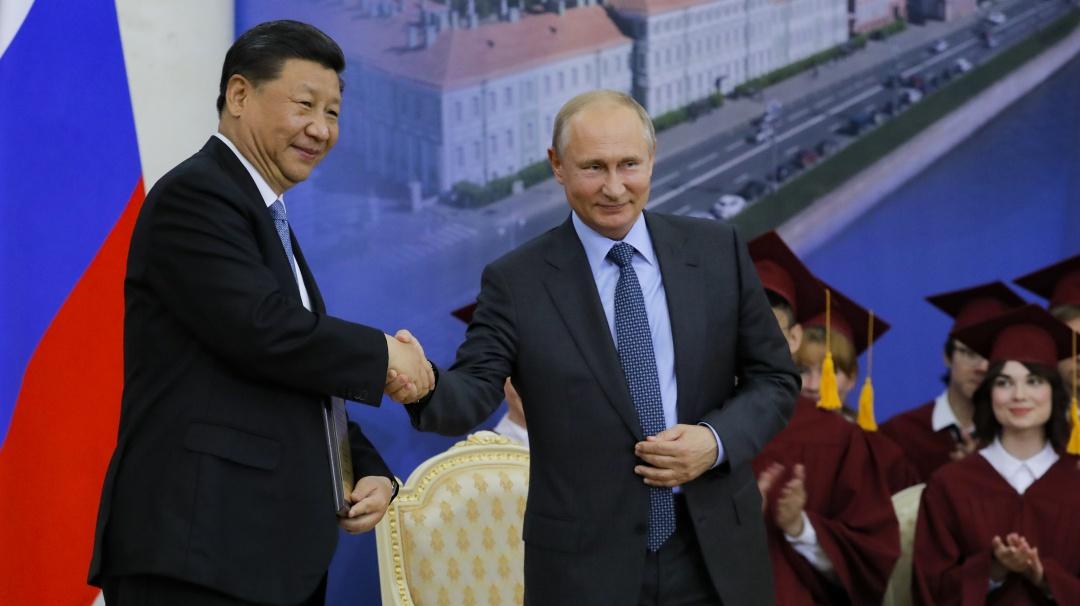 Relación entre Rusia y China mejor que nunca; firman acuerdos económicos