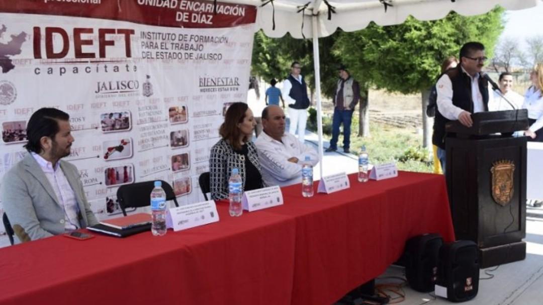 SEJ solicita capacitación a empresarios de Jalisco