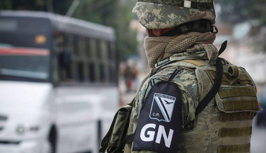 Guardia Nacional será desplegada en frontera sur: Sánchez Cordero