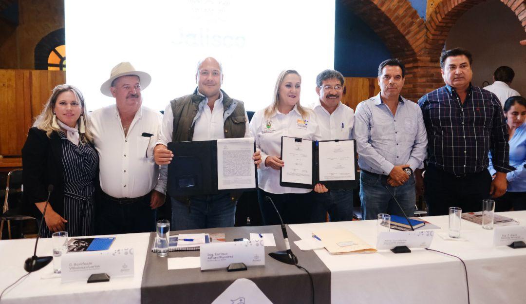 Anuncian Plan de Desarrollo en la Sierra de Tapalpa