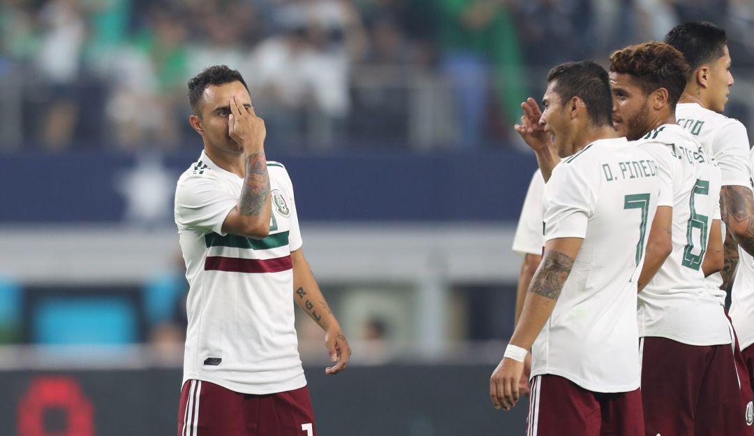 México derrotó a Ecuador.