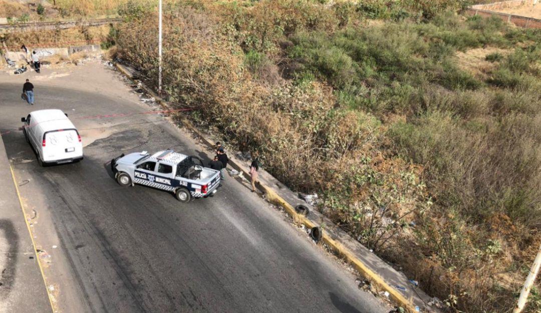 Hallazgo de 11 cuerpos en Ixtlahuacán