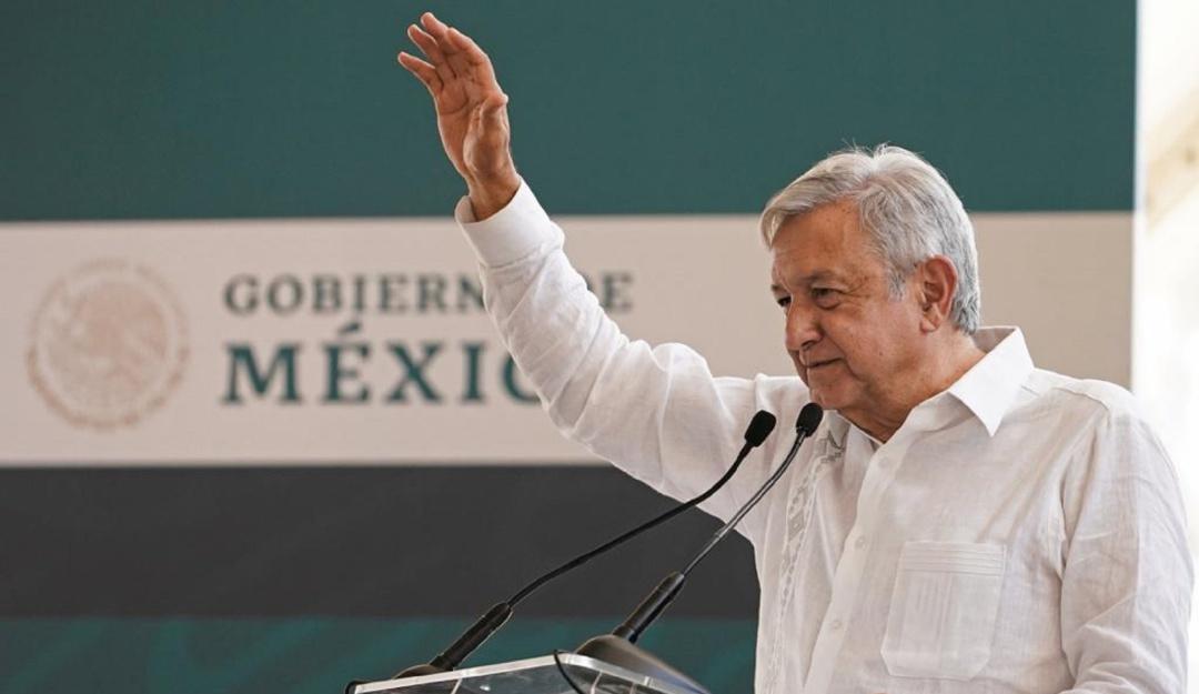 Asegura AMLO regresa la tranquilidad para la inversión en México