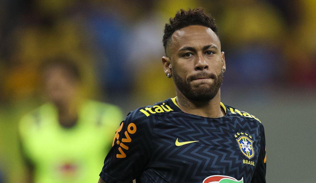 Neymar es fuertemente acusado.