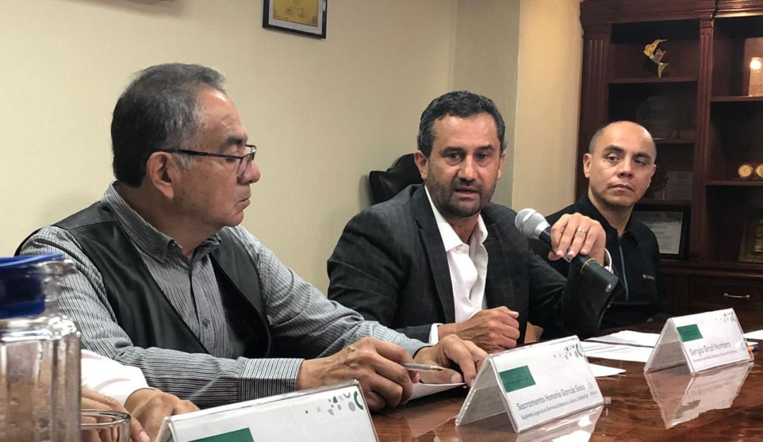 Firman convenio para ejecutar proyectos de desarrollo forestal sustentable