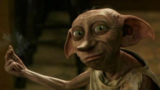 Dobby, elfo de Harry Potter