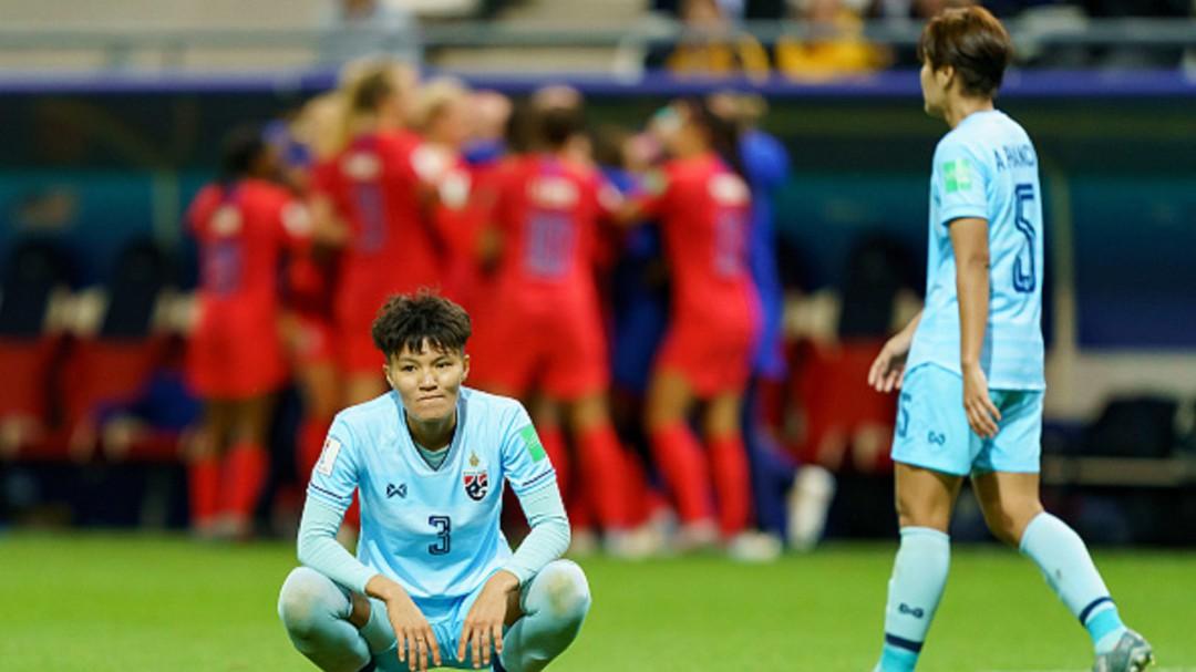 Tailandia-EEUU; más que la derrota, estas selecciones tienen su historia