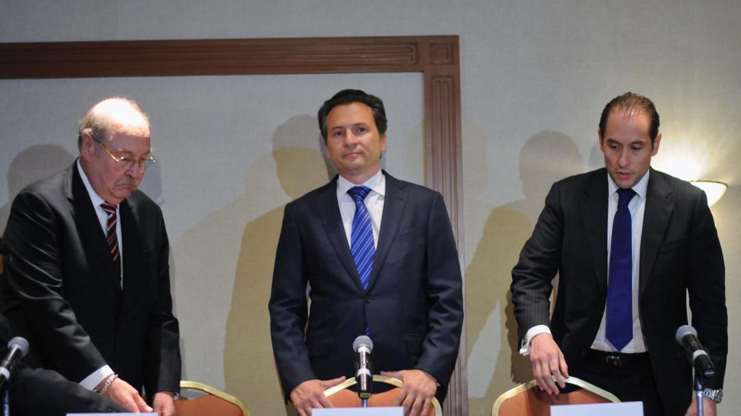 Emilio Lozoya nunca ha estado prófugo: Javier Coello