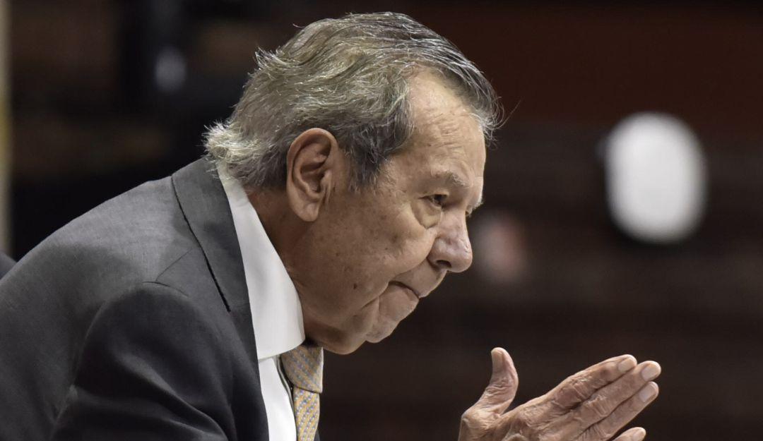 """""""Fatal"""", que México fuera Tercer País Seguro: Muñoz Ledo"""