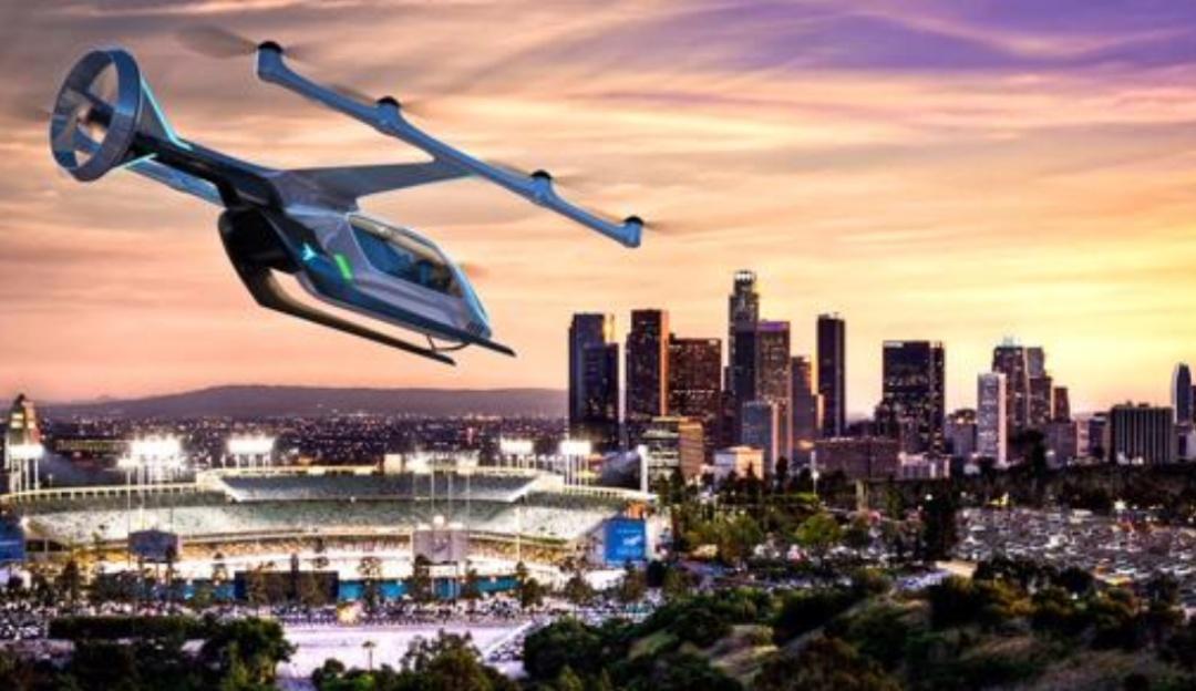 Así será el próximo taxi aéreo de Uber