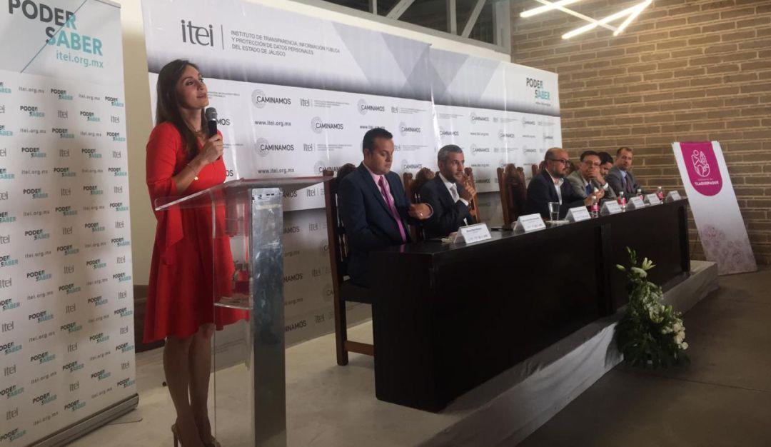 Concluyen diplomado en argumentación jurídica del ITEI